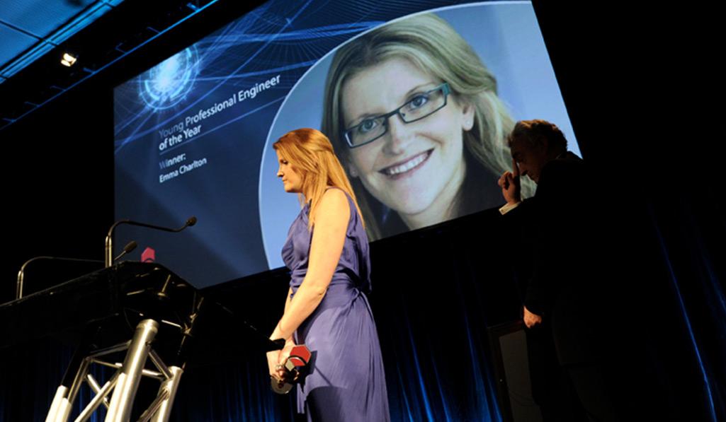 Engineers Australia awards